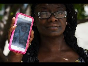 A grandmother's heartache after infant's death