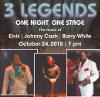 3 Legends Concert