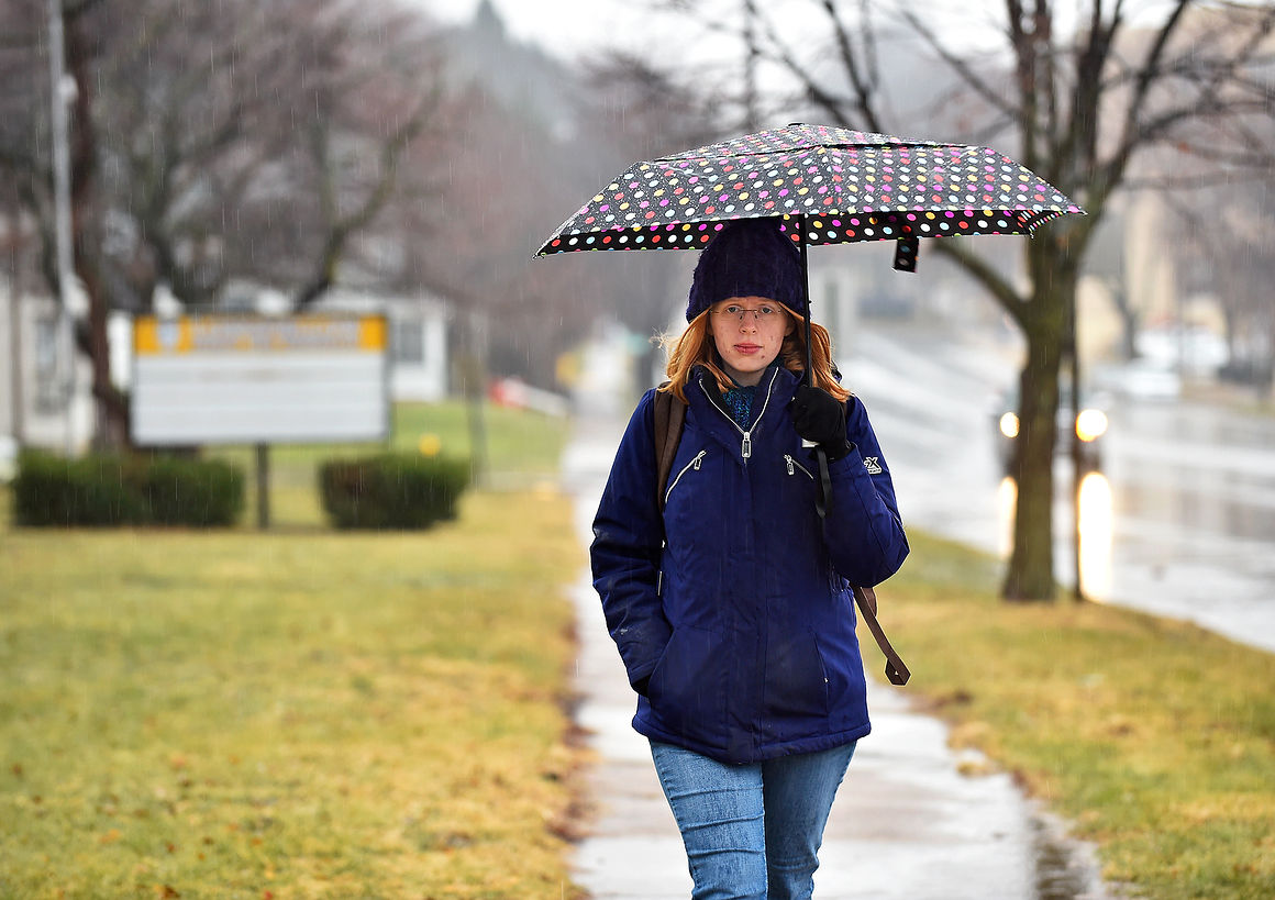 Soggy Saturday is precursor to a rainy week - SFGate