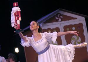 'Nutcracker' will dance into Adler Theatre this weekend