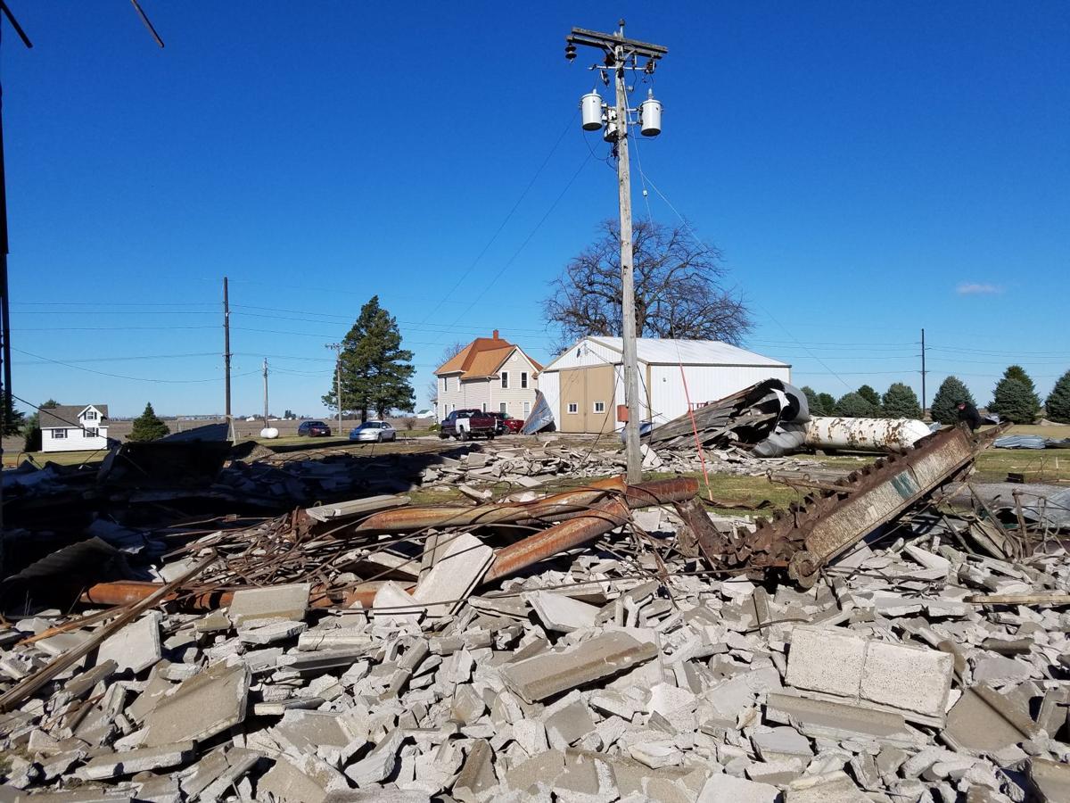 Tornado Confirmed In Scott County Monday Night Local