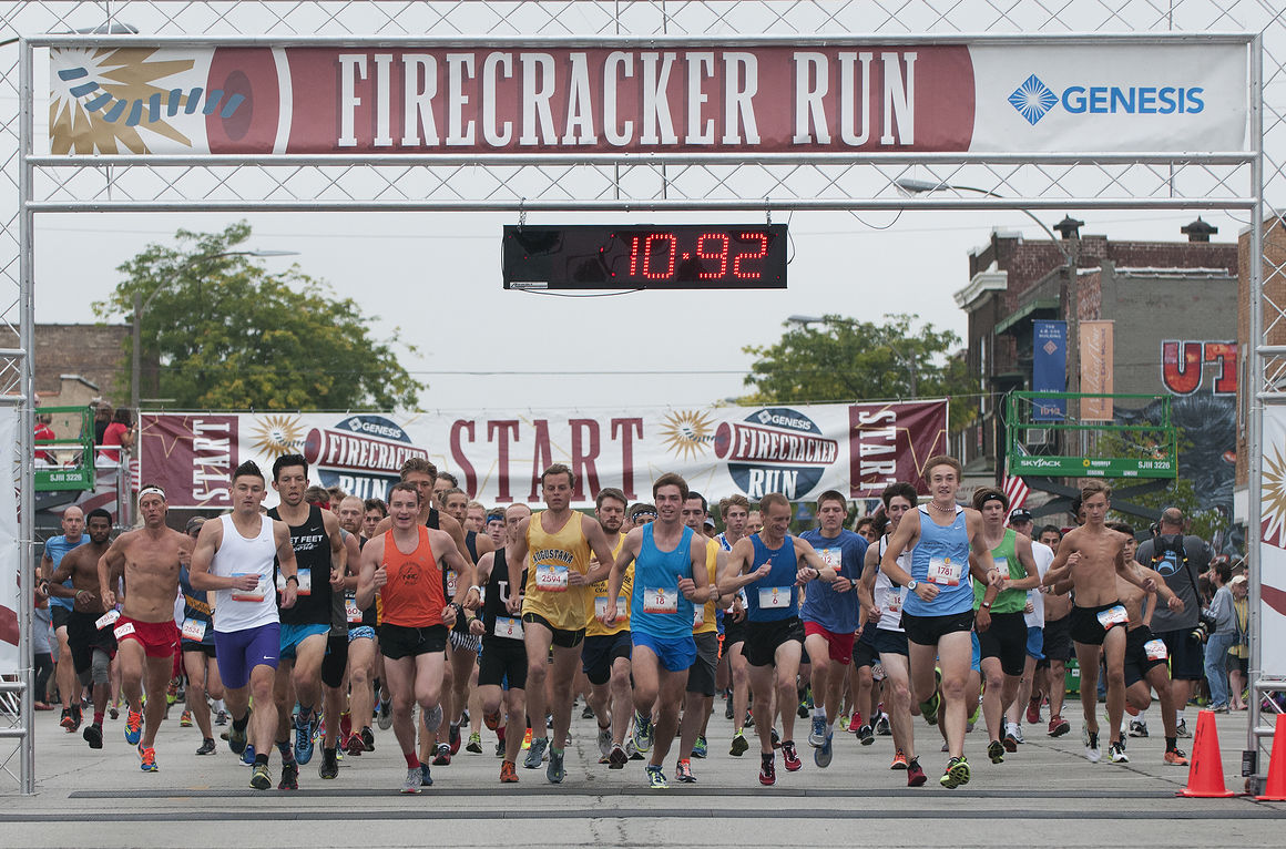 Image result for firecracker run east moline