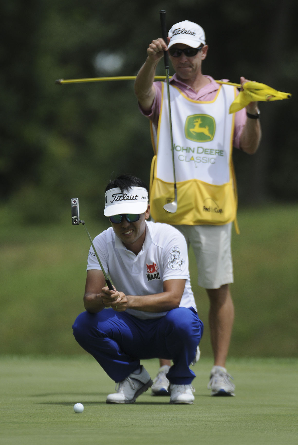 Na and Hadwin pair for big jump at JDC | Golf | qconline.com