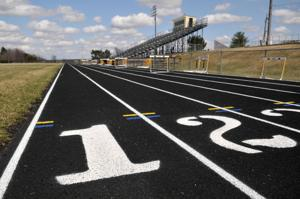 Community effort helps refurbish Riverdale track