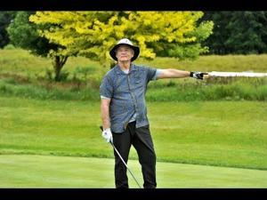 Bill Murray on Golf & the Quad Cities