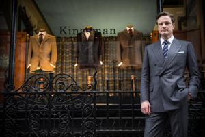 'Kingsman' all dressed up with no place to go