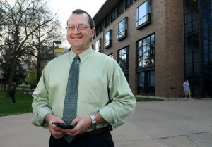 Civilian life: Augie's public safety director makes adjustment