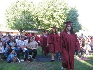 Citrus High 2015 graduation