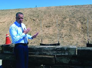 City shooting range to open to public porterville for Galaxy 9 porterville