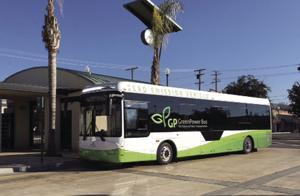 GreenPower Motor Company