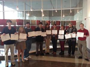 Red & Black receives 14 Region 3 SPJ awards