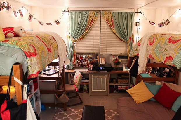 Decorating Ideas > Tips From A Pro Utilizing Space In Tight Quarters  ~ 003157_Georgia Tech Dorm Room Ideas