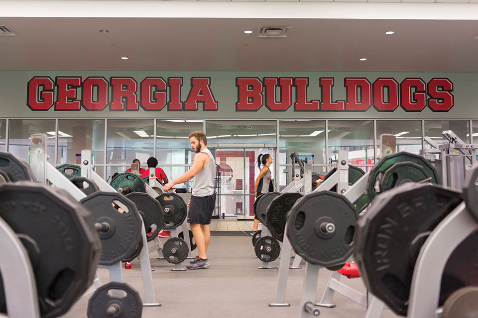Uga Recreation Athletic Fees Low Compared To Other