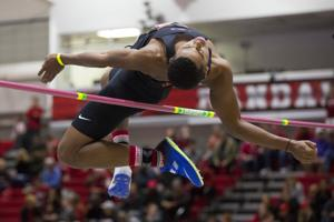 Darius Carbin and Keenon Laine form 'Double Trouble' for Georgia track and field