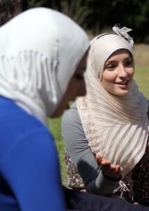 Universidad hijab