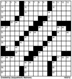 Crossword, Oct. 2.jpg