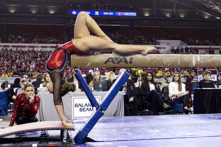 Qualifying teams and individuals set for NCAA gymnastics ...