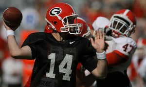 FOOTBALL NOTEBOOK: Bulldogs 'definitely would like to redshirt' backup quarterback Mason, offensive line looks to build on G-Day performance