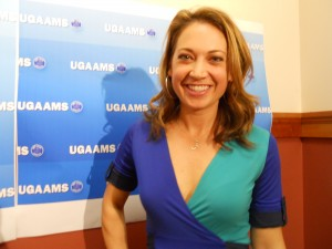 Ginger Zee's weather passion led to 'meteoric rise' - The Red and