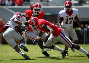 PHOTO GALLERY: G-Day Halftime