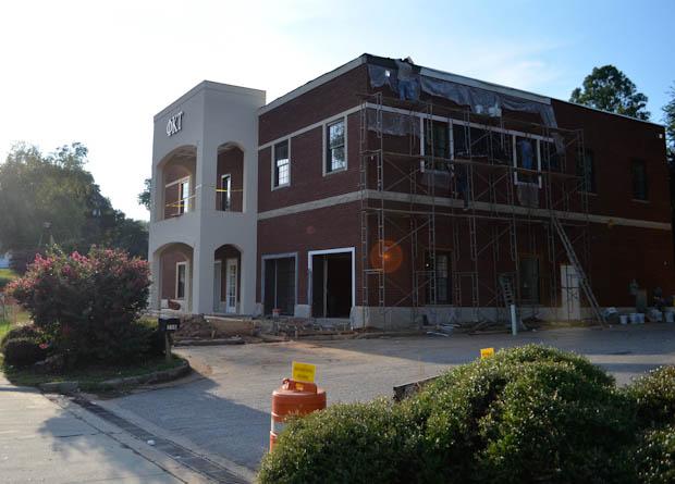 Phi Kappa Tau Georgia Tech Phi Kappa Tau Has Found a Home