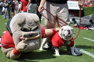 Hairy Dawg and Russ