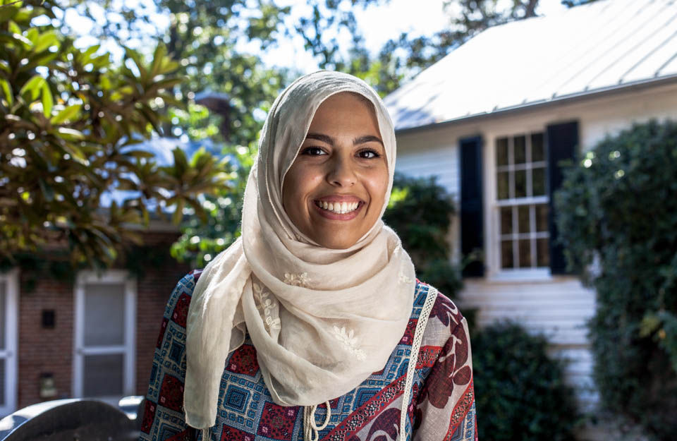 eb16f1802a1 Headstrong   Headscarves  Conversations with hijabi women of UGA ...