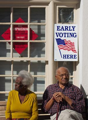 Sunday voting