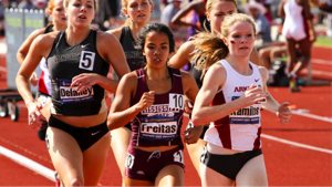 """<p class=""""p1""""><span class=""""s1"""">Senior Portugal native Marta Fritas won the title in the 1500 meter race. She has already claimed the SEC Mile Run Champion title and has the third fastest mile time in school history.</span></p>"""