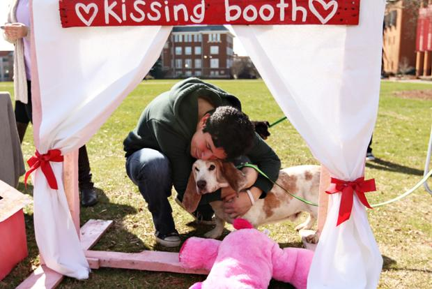 Puppy booth