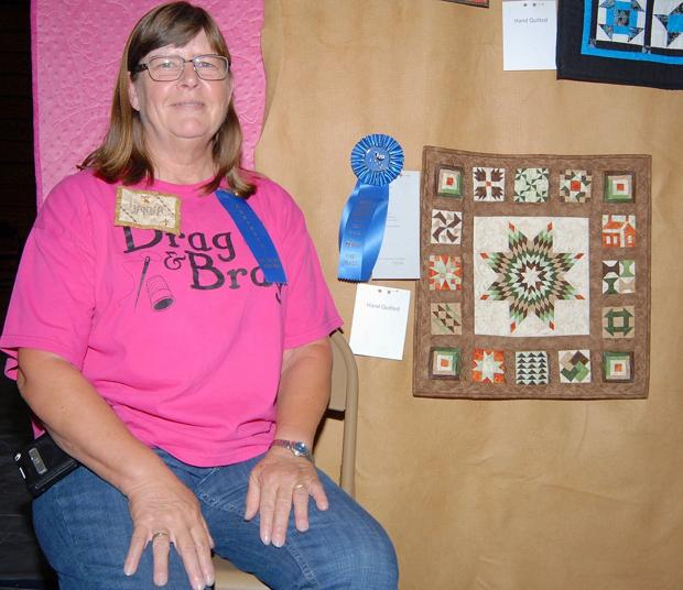 Talented quilters recognized for their hard work