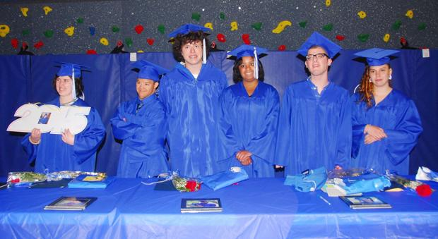 Six students graduate from Lakemary Center