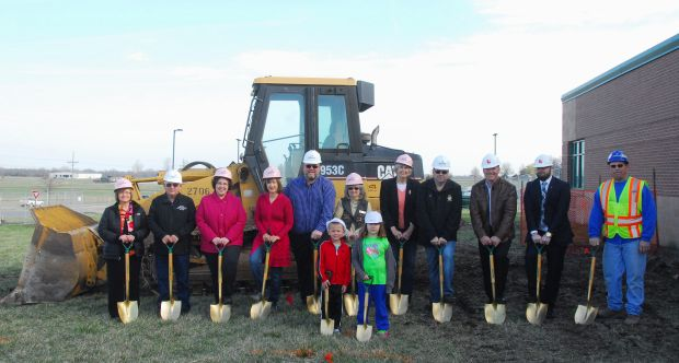 Breaking new ground for Paola USD 368