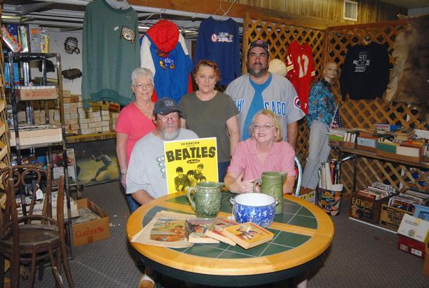 Antique family rallies around John and Sally of Old Country Store