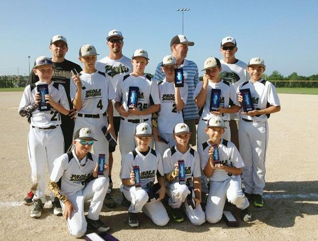 Paola 11-year-old and under team places third in USSSA World Series