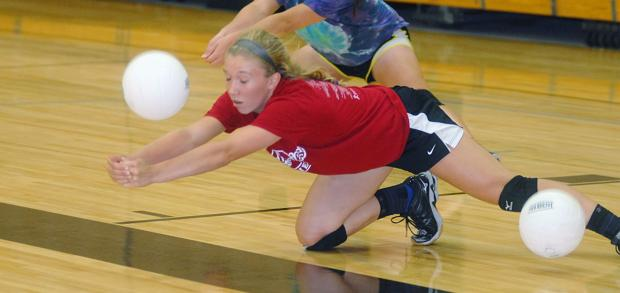 Lady Panthers open volleyball season in Frontier League tournament Saturday