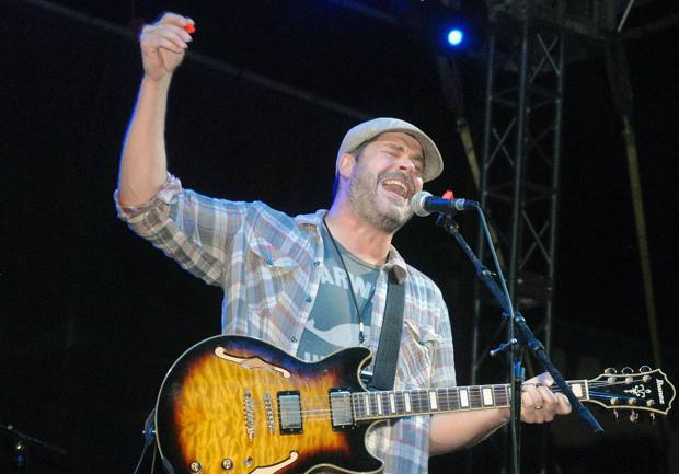 Musicians pour blues, soul, country, rock into annual Roots Festival