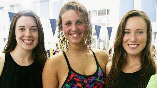 Swim team celebrates Inter-League Championship title
