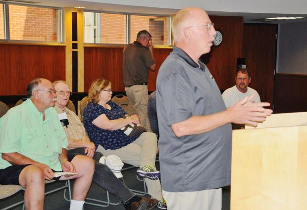 Bucyrus residents speak out against proposed sewer fee increase