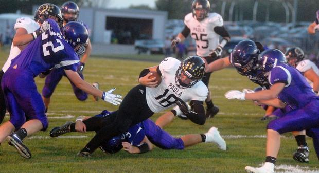Panthers defeat Wildcats in Rivalry on K-68 with two-point conversion, 11-10