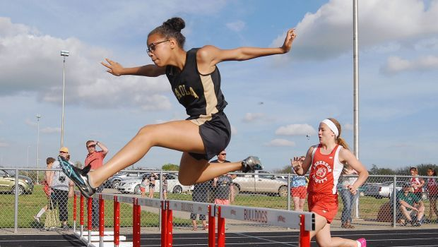 Paola girls, boys track take team titles at Anderson County