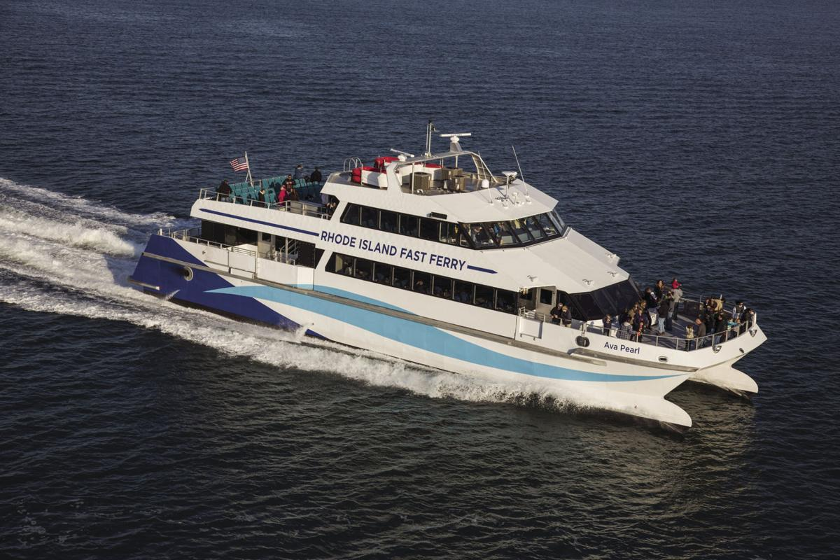 Fast ferry approved