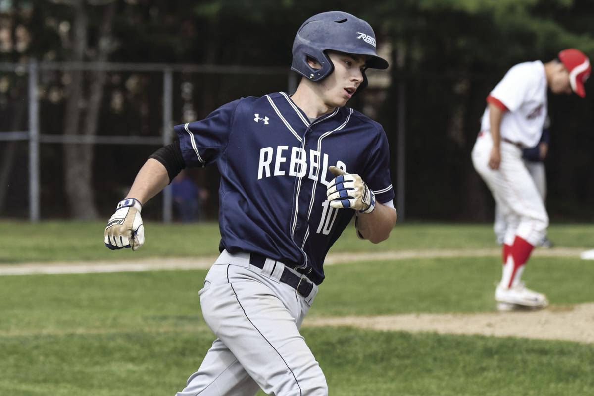 Rebels strand game-tying run on third base | Narragansett ...