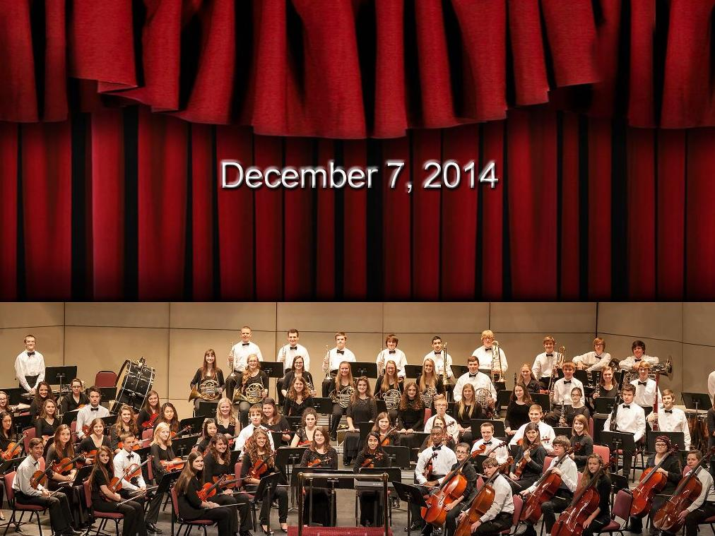 Student musicians perform at school and with symphony