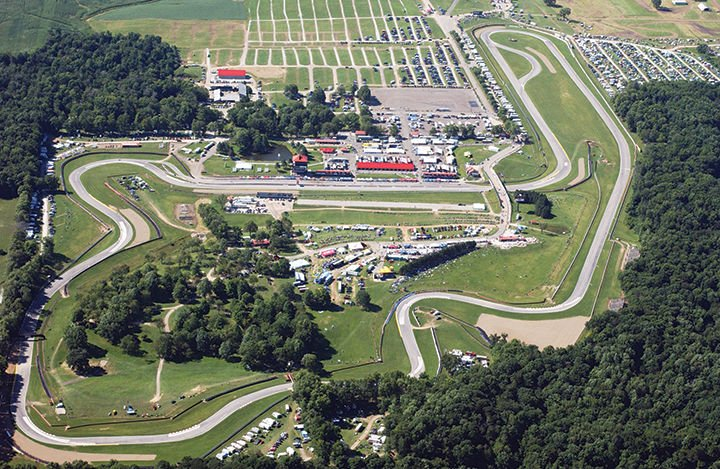 Mid Ohio Sports Car Course Releases 2017 Race Schedule