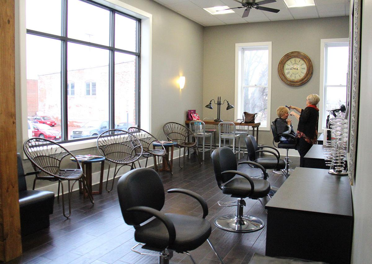 Salon vivace makes move downtown business news for 4th street salon