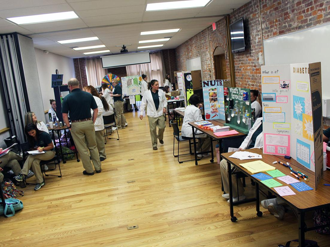 North Central State Health Fair promotes wellness