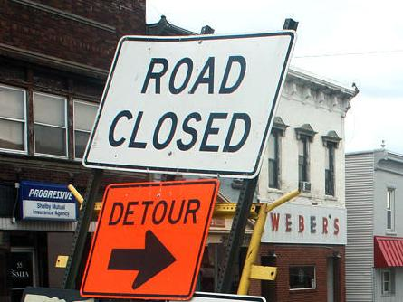 Detour: Section of Ohio 61 to close on Friday
