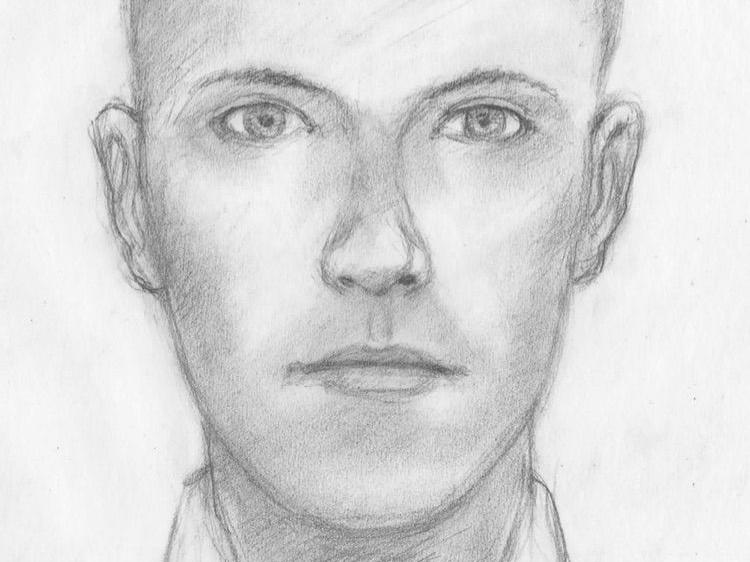 FBI releases suspect sketch in hostage-style robbery