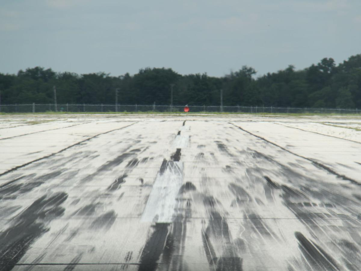 Lahm lands state grant for runway upgrades